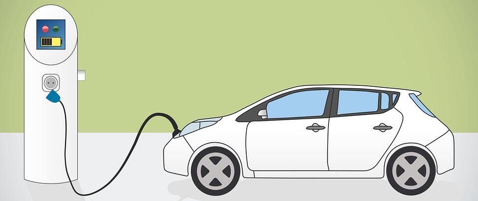Carga de carro eléctrico